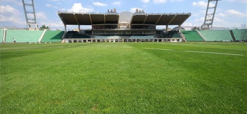 Még nem kértek bontási engedélyt a Puskás Stadionra