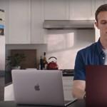 Microsoft-fricska: Mac Book a windowsos gépet ajánlja a MacBook helyett