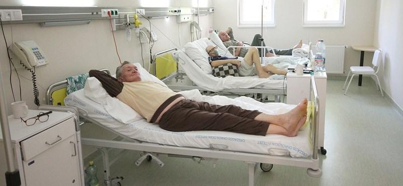 Az Uzsoki kórház szerint alaptalan a morfium-vád