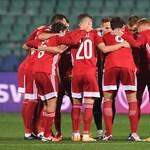 Egy lépésre jár Magyarország az Európa-bajnokságtól