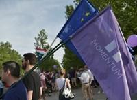 100 ezer forintra büntette a rendőrség a Momentum szombathelyi elnökét