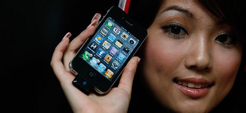 iPhone-nal követhetjük a fertőző betegségek terjedését