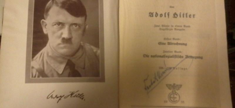 Kell-e félni a Mein Kampf felbukkanásától?