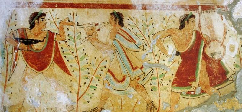 Resolvieron el misterio de los etruscos de hace 2.400 años
