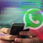 Újabb súlyos hibát találtak a WhatsAppban, érdemes frissíteni