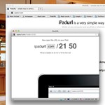 Linkek átmeneti rövidítése táblagépes (és mobil) használathoz