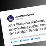 Twitteren viccelődik a RIAA a Wikipédiával - nem vicces