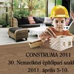 Construma 2011: zöld lesz és hat napos