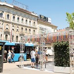 Budapest hűsítőszigetekkel és kutyaitatókkal harcol a hőség ellen