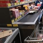 Nagyot esett a kiskereskedelem tavasszal, csak mostanra érte el a tavalyi szintet