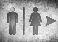 Nem mindegy, hogy hogyan ülünk a wc-n!