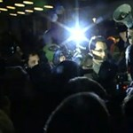 Élő közvetítés a budapesti diáktüntetésről