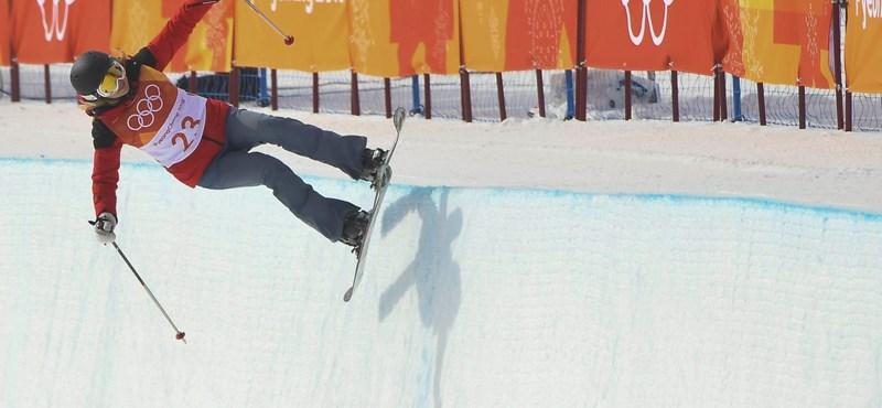 Megszólalt a síszövetség Elizabeth Swaney olimpiai szerepléséről