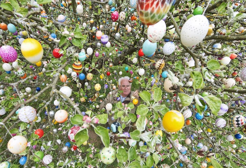 húsvét, húsvéti tojás