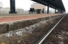 Nem készültek kiviteli tervek a Zugló vasúti megálló felújítására
