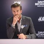 Beckhamből Sir Beckham lesz