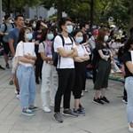 Több száz diák bojkottálta a tanítást Hongkongban: ezeket követelik