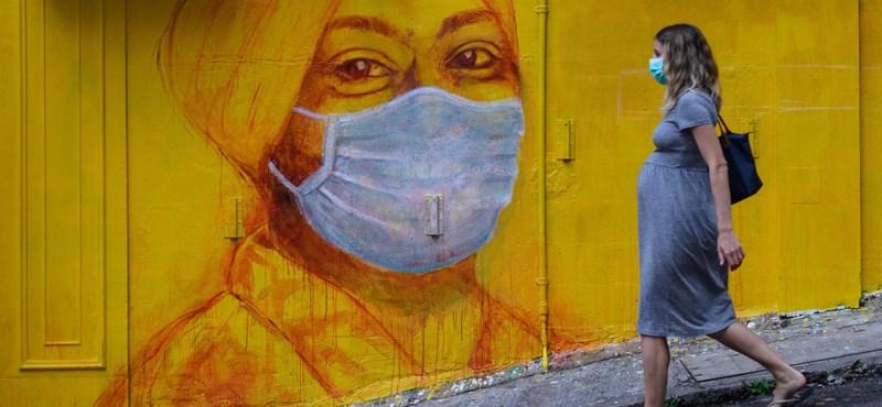 WHO: Télen visszatér a koronavírus