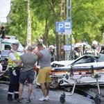 Hamarosan lezárják a Dózsa György utat, az emlékezetes baleset miatt