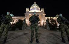 Szerbiában bevezethetik a teljes kijárási tilalmat