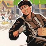Észak-koreai bérrabszolgák a lengyel gyárban a német határon