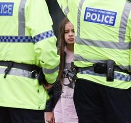 Terror a popkoncerten – fotók Manchesterből