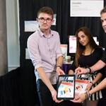 Magyar fiatalok a világ egyik legrangosabb fejlesztői versenyének döntőjében