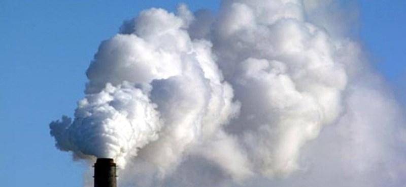 Nesze neked klímaegyezmény: újra nő a globális CO2-kibocsátás