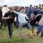 A Kúria felmentette a határon menekülteket rúgó László Petrát