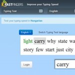 Ingyenes, online teszt: hány szót tudsz leírni egy perc alatt?