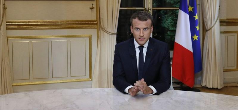 Macron: a nacionalista lepra miatt vesztheti el Európa a szuverenitását