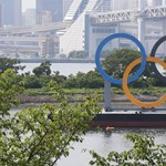 Fifty spectators, two days before the opening, not in Tokyo, but the Olympics began