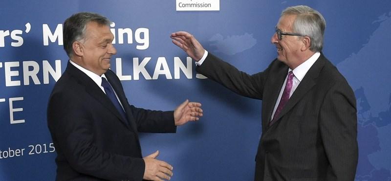 Az Európai Bizottságot nem izgatja az EU-s menekültsegítő programok befagyasztása
