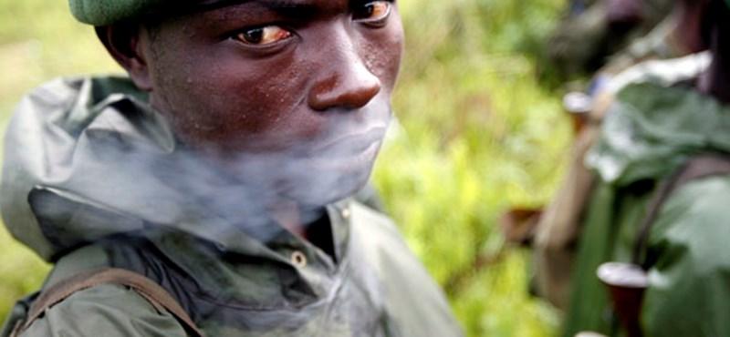 Háborús bűnös milíciavezér és ezer rab szökött meg Kongóban