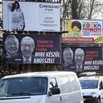 444.hu: Orbán ötlete volt, hogy leszedik a Juncker-plakátokat