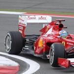 Német Nagydíj: Alonso nyerte az első szabadedzést