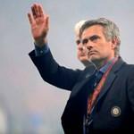 """""""Koronázási ünnep"""", Mourinho megérkezett Madridba"""
