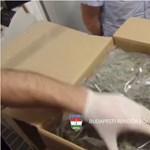 Droggal teli üzletre csaptak le a rendőrök Erzsébetvárosban – videó