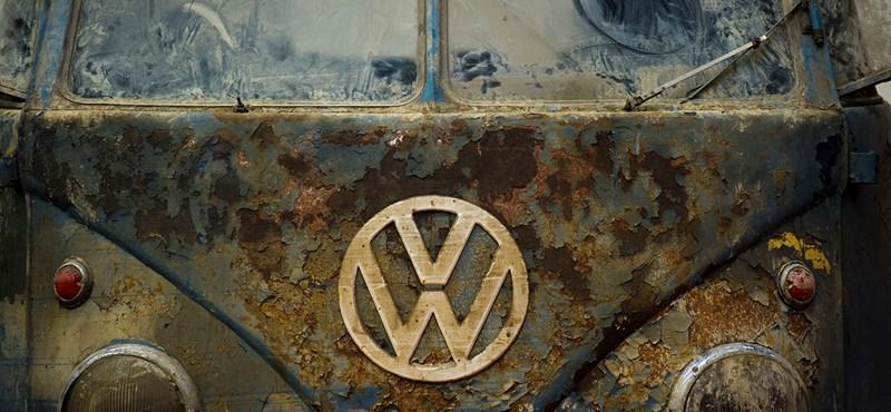 Az USA-ban már zuhanásnak indult a használt VW-k ára