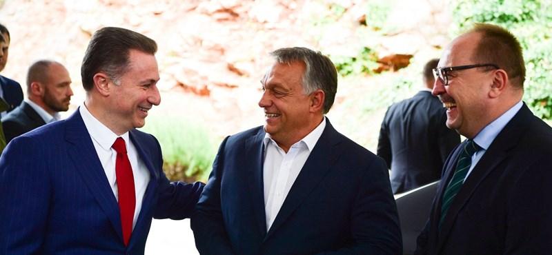 Utánozó látnok: Macedóniában épp egy éve indult el a Stop Soros-kampány, de elbukott
