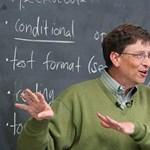 Ezt a 11 tanácsot adja Bill Gates a gimnazistáknak