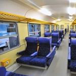 Fotó: ilyenek lesznek a felújított vasúti kocsik