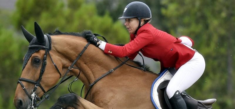 Botrány a lovassportban: benyugtatózta saját csapattársának lovát egy magyar?