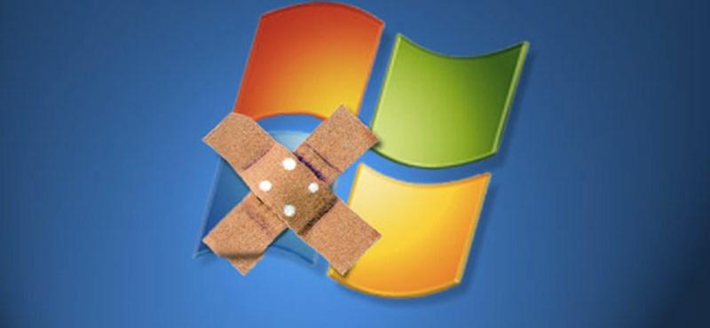 Ezt a vészfrissítést azonnal telepítse, ha Windows fut a számítógépén