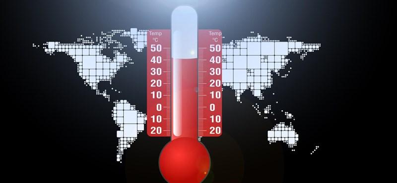 Igen, pluszban: 20 Celsius-fokot mértek az Antarktiszon