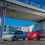 Kétmilliárd euróból alakítja elektromosautó-gyárrá lengyel üzemét a Fiat