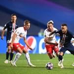 BL: a Paris Saint-Germain az első döntős