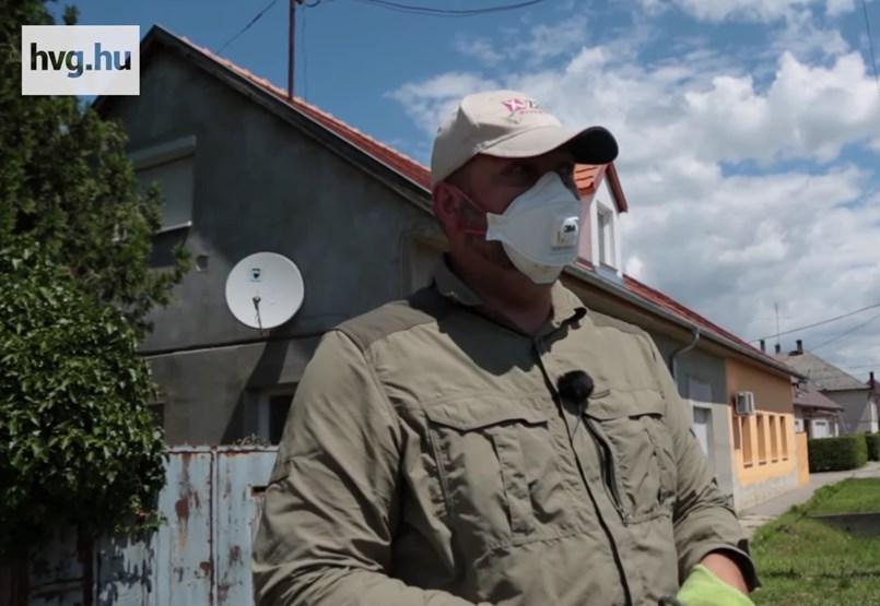 Ezektől a szúnyogoktól már nem kell félnünk - elkísértünk akció közben egy szúnyogirtót