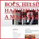 A kormánynak egy hónapig minden nap bocsánatot kell kérnie a Helsinki Bizottságtól