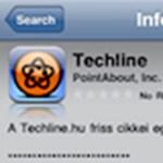 A Techline immár iPhone-on is. Kövessen minket!